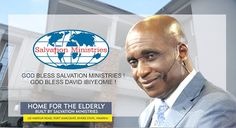 David Ibiyeomie: HOME FOR THE ELDERLY - BUILT BY SALVATION MINISTRI...