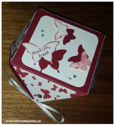 Stampin up Diamantbox Box