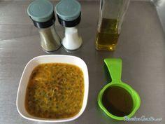 Vinagreta de miel y maracuyá - Fácil Salads, Ethnic Recipes, Norman, Food, Eat, Honey Sauce, Sauce Recipes, Gourmet, Ideas