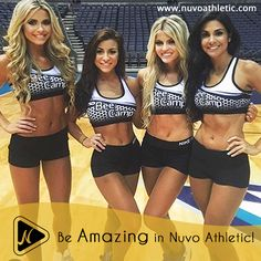 Sporting customized sports bra by Nuvo Athletic at Cheer Tryouts event!! Don't they look simply amazing? Place an order with us today!! Email us at info@nuvoathletic.com :)  #nuvoathletic #shorts #sportsbra #stylishoutfit #coord #set #teamspirit #semicustoms #customizedtops #cusomtizedshorts #fashinista #cheer #cheertryouts #happycustomers #cheerleading #fitnessattire #style #goodvibes #picoftheday #likesforlikes #mascotname #perfectclick #onlineshopping #texas #athleticwear #allstar…