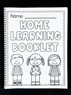 Community Helpers Preschool Discover First Grade Home Learning Booklet This distance learning packet contains 3 weeks worth of literacy and math activities for students to complete at home. There are 2 literacy and 2 math activities included for each day. English Activities For Kids, Learning English For Kids, English Lessons For Kids, English Worksheets For Kids, Math For Kids, Activity Pages For Kids Free Printables, Cutting Activities For Kids, Activity Sheets For Kids, Kids English