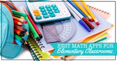 Best Math Apps and Websites for Elementary Classrooms - Shelley Gray