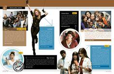 Diseño Editorial  Revista Vive VTR!