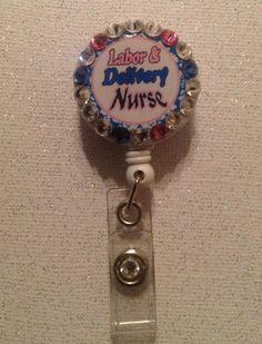 Accessorize your scrubs with some nurse bling! #nurse #reel #badges #accessory #RN