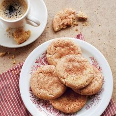 Snickerdoodles Recipe | MyRecipes