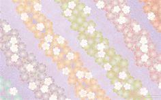 日本スタイルの壁紙パターンと色 #10