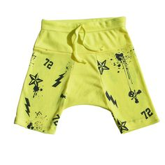 A personal favorite from my Etsy shop https://www.etsy.com/listing/195468632/infant-boy-shorts-boys-harem-pants-baby