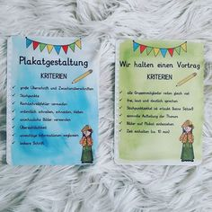 Info sheets for poster design and lectures 🖌✂️✒ Using this memo card … - Grundschule Primary School Teacher, Class Teacher, School Classroom, Elementary Science, Elementary Education, Diy 2019, Back To School Bulletin Boards, School Hacks, Classroom Management