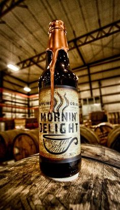 Mornin' Delight from Toppling Goliath | This beer is no joke. It's not only the best beer in Iowa, but one of the best period. It tastes like a chocolate-covered espresso bean. Amazing!!