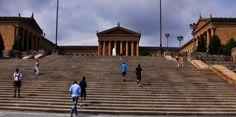 Rocky Steps (Art Museum) - Philadelphia - PA - USA