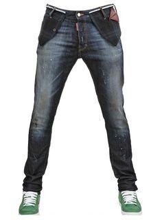 Denim Jeans | Dsquared2 Vest Cool Guy Denim Jeans | UpscaleHype