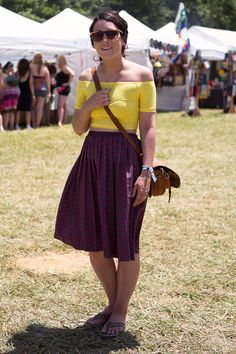 The Best Looks from the Firefly Music Festival