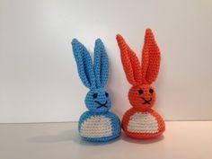 Bunny, found on : http://www.dendennis.nl/amigurumi-designs/free-pattern-bunny-bust/