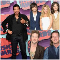 Alabama ties: The Band Perry, Lionel Richie, Florida Georgia Line among winners of 2014 CMT Awards. (Full story at AL.com, with photos and videos)