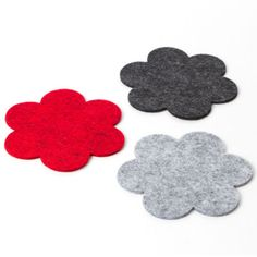 BLUME-4er-Set-FILZ-Untersetzer-Tassenuntersetzer-Glasuntersetzer-31-Farben