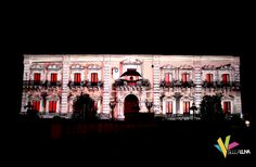 #videomapping #acireale