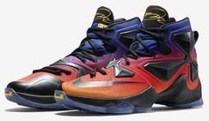 uk availability 16eb0 ce17b The Doernbecher Nike LeBron 13 Release Is on the Horizon