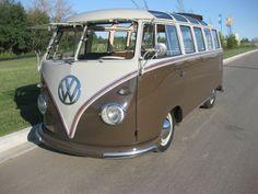 vw bus: 1960 VW Microbus 23 Window Deluxe