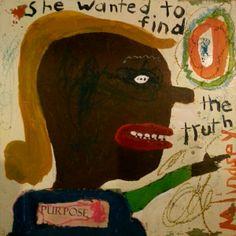 Misty Lindsey.   Outsider art