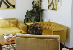 At Home with Supermodel Anouck Lepère | Share Design InspirationShare Design Inspiration | Home, Interior & Design Inspiration