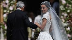 Pippa Middleton's wedding live: Duchess of Cambridge's sister arrives to marry fiancé James Matthews Pippas Wedding, Wedding Toasts, Wedding Beauty, Wedding Gowns, Wedding Photos, Wedding Speeches, Wedding Seating, Wedding Favors, Kate Middleton