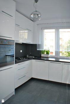 bydgoszcz na wyżynach - Kuchnia, styl nowoczesny - zdjęcie od FORMA-MEBLE.PL