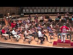 "The Chicago Symphony Orchestra got into Stanley Cup Spirit with their classical rendition of ""Chelsea Dagger"""