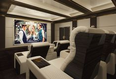 cinema seating onassis - Home Theater Seating for luxury private home theater room by Vismara - Home Theater Room Design, Home Cinema Room, Home Theater Seating, Home Theater Furniture, Luxury Movie Theater, Movie Theater Rooms, Theatre Rooms, Balanced Beige, Cinema Seats