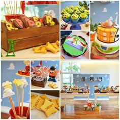 Toy Story Party via Kara's Party Ideas