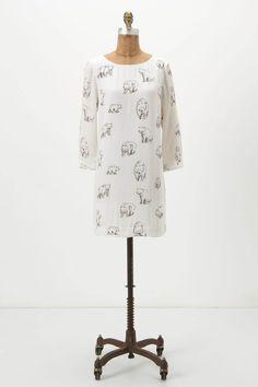 Arctic Mini Dress - Anthropologie.com