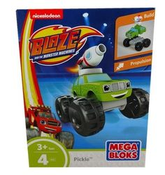 Mega Bloks Blaze  the Monster Machines Pickle Building Kit *** Clicking on the image will lead you to find similar STEM product on Amazon website