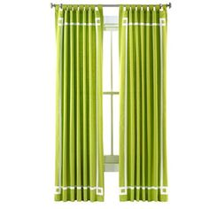 Jonathan Adleru0027s Retro Modern Happy Chic Collection At JCP   Cheap,  Cheerful, Colorful. Green CurtainsCurtain ...