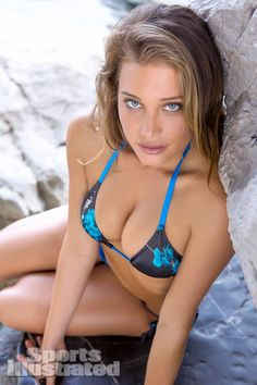 Hannah Davis was photographed by Derek Kettela in Guilin, Guangxi Province, China. Swimsuit by Ola Vida. Swimsuit Photos - Sports Illustrated Swimsuit 2013