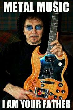 Tony iomi (Black Sabbath)