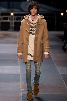 Saint Laurent Fall 2013 Menswear Collection Photos - Vogue