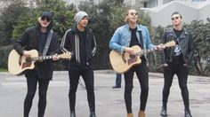 5SOS, they're so nice playing for people without tickets.