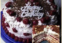 Izu, Pavlova, Tiramisu, Cake Recipes, Food And Drink, Birthday Cake, Ethnic Recipes, Desserts, Oreos