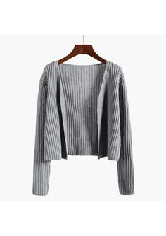 Shop the Knitwear Edit sale for a limited time only Ribbed Cardigan, Rib Knit, Knitwear, Bell Sleeve Top, Knitting, Fitness, Casual, Sweaters, Cotton