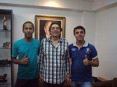 PROF. FÁBIO MADRUGA: PAULO RAFAEL DO BLOG ( AGRESTE DIGITAL )  EM VISIT...