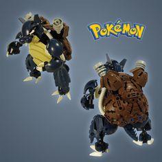 #Pokemon #LEGOS
