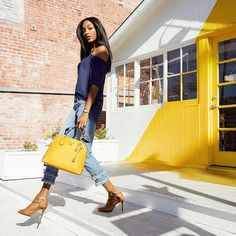 #MichaelKors 'The Walk' #Summer Campaign with #JourdanDunn  #beauty #style #chic #glam #haute #couture #design #luxury #lifestyle #prive #moda #instafashion #Instastyle #instabeauty #instaglam #fashionista #instalike #streetstyle #fashion #photo #ootd #model #blogger #photography