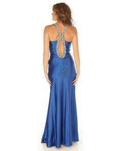 Joli 9584 Royal Back - Evening Gown