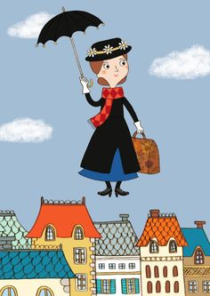 Kasia Dudziuk - Kasia-Dudziuk-MaryPoppins-rooftops-fairy-tale-classic-story