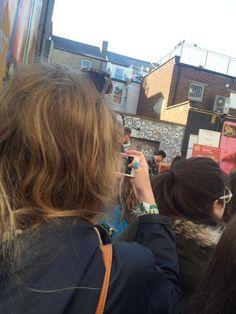 Nathan em Brighton, na Inglaterra. (via @Carol_jane69) #CoberturaTWBR