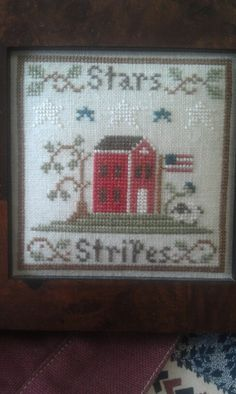 Little House Needlework