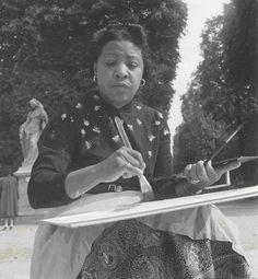 nineteenseventythreeltd: 1973 Loves...Lois Mailou Jones