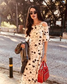 Work In Silence, Cold Shoulder Dress, Dresses With Sleeves, Actors, Long Sleeve, Fashion, Moda, Sleeve Dresses, Long Dress Patterns