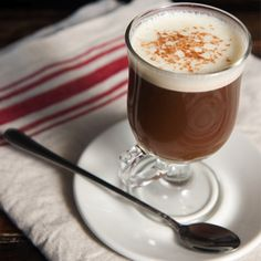 Hot #chocolate for winter comfort.