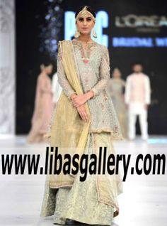 You will be classy and chic on your wedding in this beautiful bridal outfit.Buy Pakistani Bridal Dresses online,Wedding Lehenga www.libasgallery.com .¸¸.•*¨*•xo, Princess♡•*¨*•.¸¸. #UK #USA #Canada #Australia #SaudiArabia #Bahrain #Kuwait #Norway #Sweden #NewZealand #Austria #Switzerland #Germany #Denmark #France #Ireland #Mauritius #Netherland #BCW #PLBW2017 #bridalwear #desibride #pfdc #Lehenga #bridals #royal #traditional 💗 #classic #latest 💕 #zarashahjahan #newcollection…