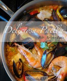 Una propuesta irresistible del #MercadoKm0 para este sábado: Probar la deliciosa paella preparada por la Chef Nacional Arlene Lutz.
